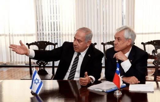 Chile, terreno de pruebas para las armas israelíes