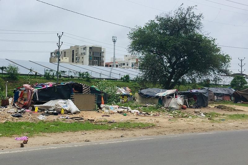 Estudio centrado en la Región Metropolitana afirma que la pobreza es un factor de mortandad frente a la pandemia