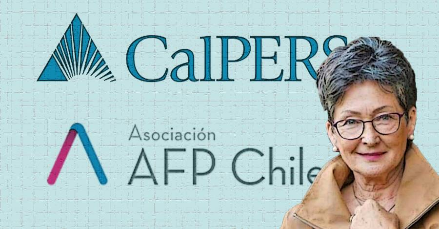 Alejandra Cox: Presidenta de las AFP se jubiló con pensión estatal en EE.UU. equivalente a 70% de su último sueldo