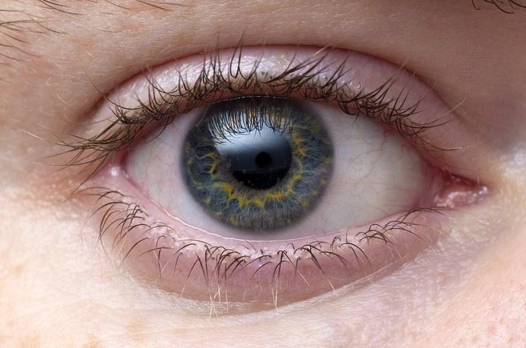 La abrasión corneal y los arañazos en la córnea