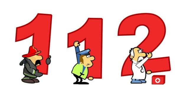 emergencias 112 accidentes de trafico