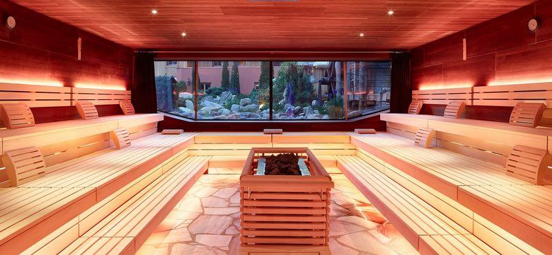 La sauna no sirve para adelgazar