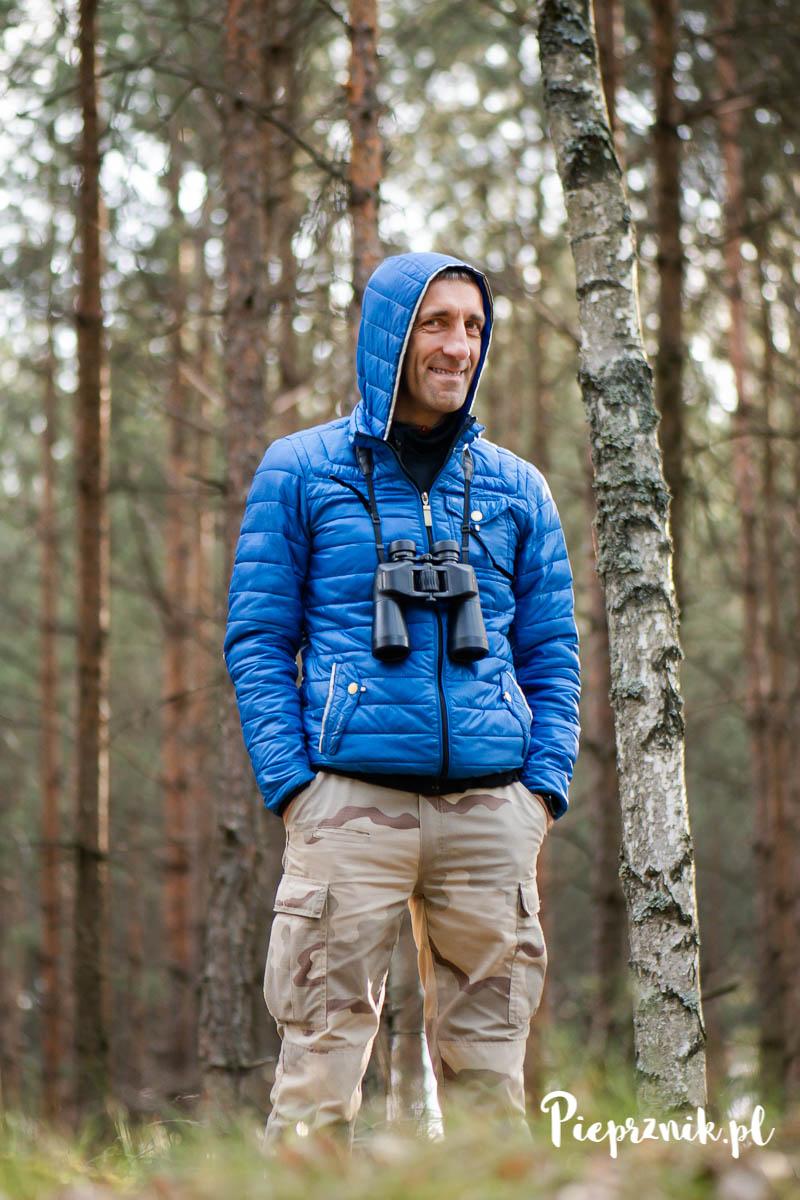 Majówka w lesie