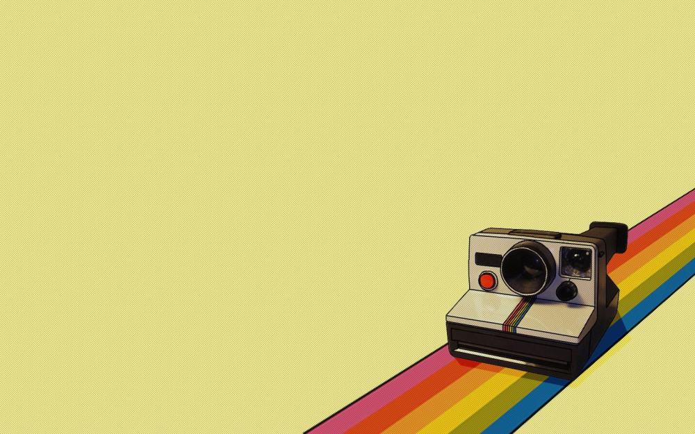 Camera Rainbow Instagram