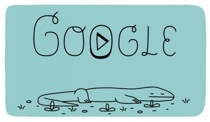 komodo doodle google