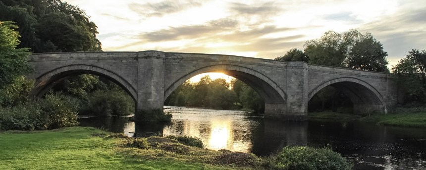Bridge at Piercebridge