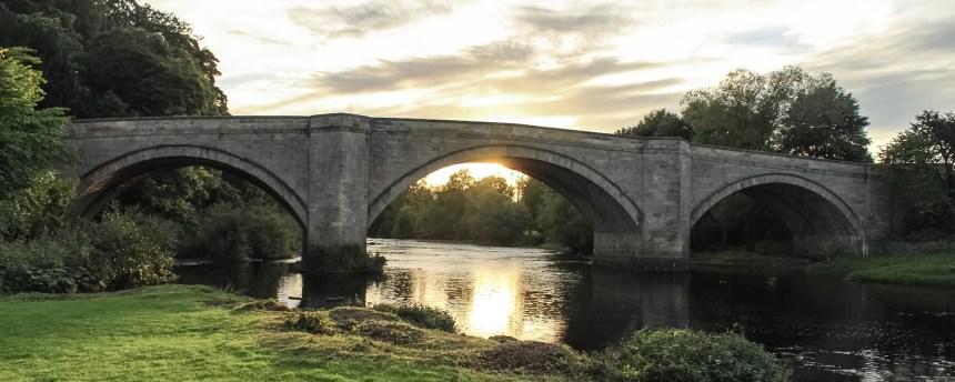 Bridge at Piercebridge