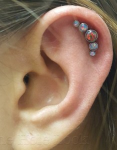 Cartilage ear piercing types also chart explained pain level price photo rh piercee