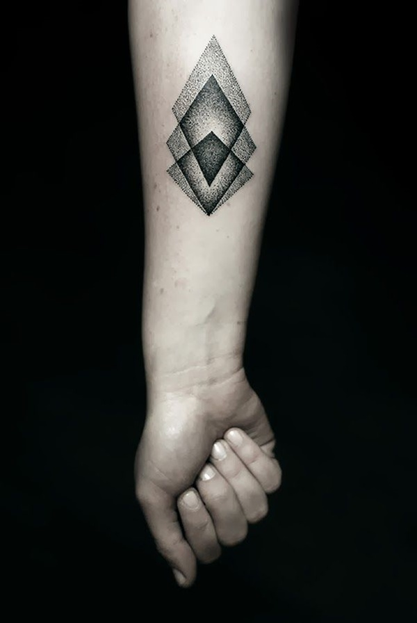 Dots And Lines Tattoo : lines, tattoo, Lines, Tattoo, Meaning, Design