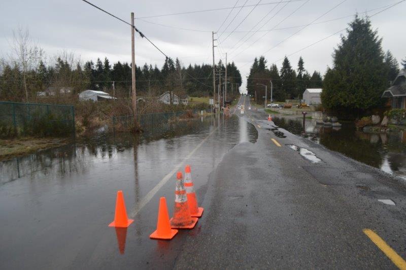 Graham Wa Weather >> OK Highway Floods at Thrift – Pierce Prairie Post