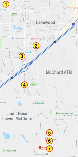 Joint Base Lewis Mcchord Map : joint, lewis, mcchord, Joint, Lewis, Mcchord, World, Atlas