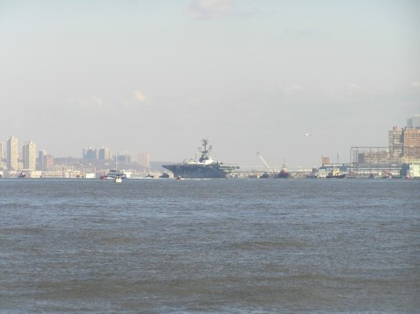 uss intrepid, intrepid sea air and space museum, aircraft carriers, the fighting i