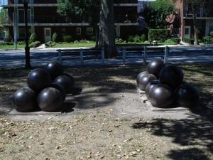 john paul jones park, cannonball park