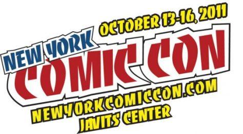 Logo - NY Comic Con - 2011