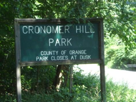 cronomer hill park, newburgh ny, orange county new york parks
