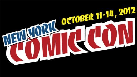Logo - NY Comic Con - 2012