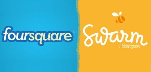 Logo - Foursquare Swarm