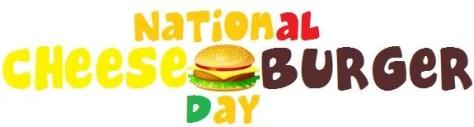 Logo - National Cheeseburger Day