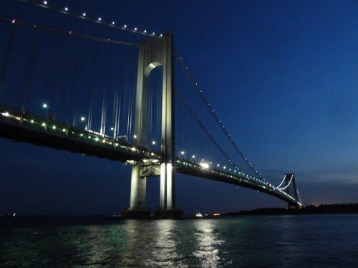 verrazano bridge, verrazano bridge photos, brooklyn sights