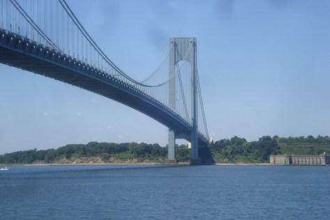 verrazano bridge, verrazano bridge photos, brooklyn sights