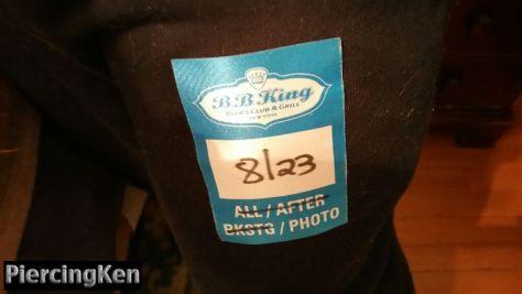 b.b. king blues club photo pass