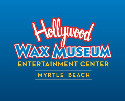 Logo - Hollywood Wax Museum Myrtle Beach