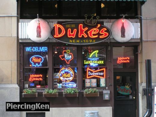 duke's bar, duke's nyc, duke's restaurant