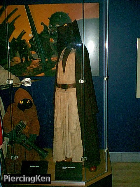 star wars the magic of myth, star wars the magic of myth exhibit photos