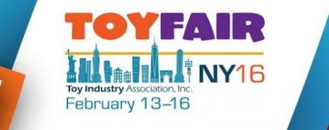 Logo - Toy Fair - 2016
