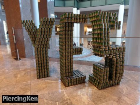 canstruction new york 2016, construction, construction new york, brookfield place