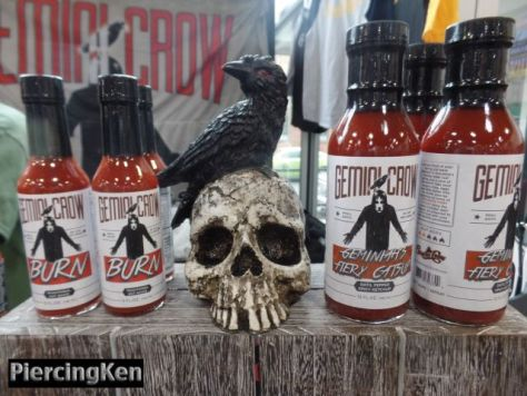 high river sauces, nyc hot sauce expo, nyc hot sauce expo photos, nyc hot sauce expo 2017