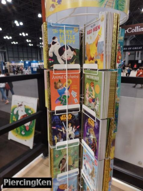 book expo, book expo 2017, book expo 2017 photos, little golden books