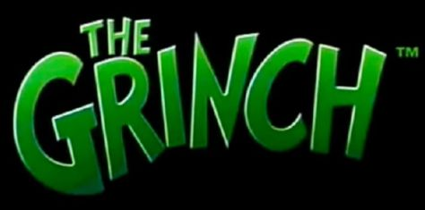 the grinch logo