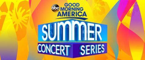 good morning america summer concert series logo