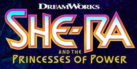 she-ra and the princesses of power logo