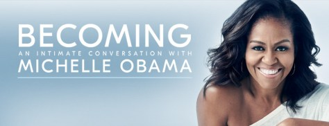 michelle obama becoming tour