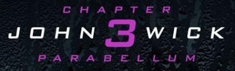 john wick chapter 3 - parabellum logo