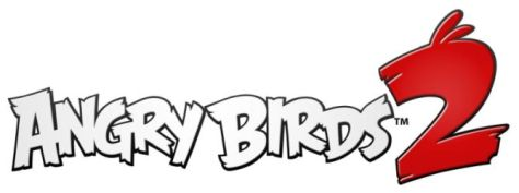 angry birds 2 movie logo