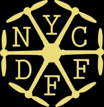 new york city drone film festival logo