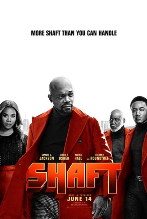 movie posters, promotional posters, warner brothers pictures, shaft