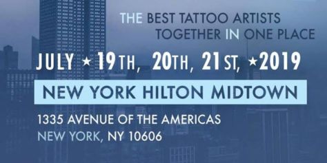 ny empire state tattoo expo