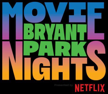 bryant park movie nights