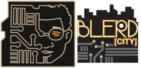 blerd city con logo