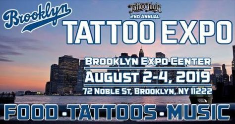 brooklyn tattoo expo 2019
