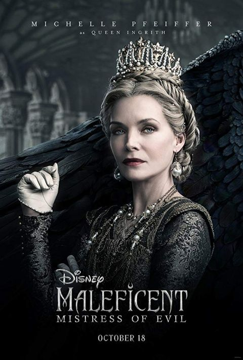 Disney Presents Maleficent Mistress Of Evil Official Trailer
