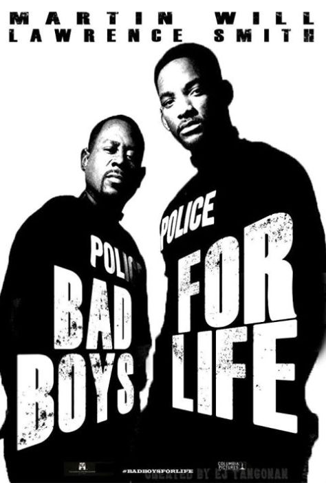 movie posters, promotional posters, sony pictures, bad boys for life