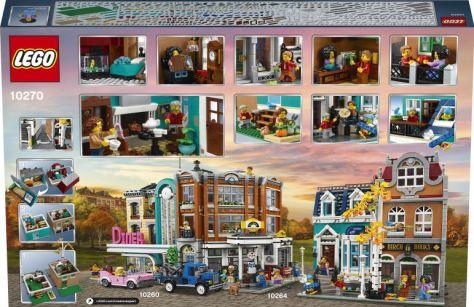 lego, lego creator expert building sets, lego bookshop