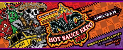 nyc hot sauce expo, brooklyn expo center