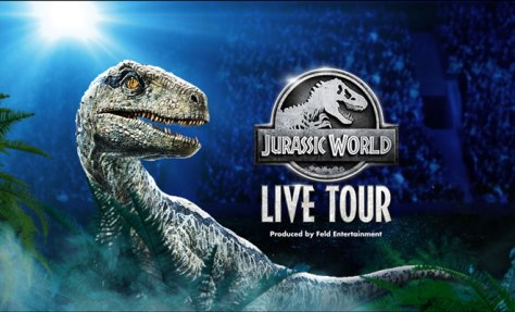 jurassic world live tour 2020