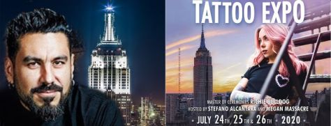 new york empire state tattoo expo 2020